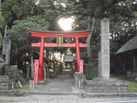 新田目の大物忌神社
